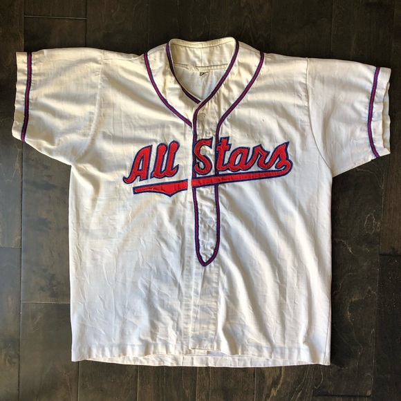 Russell Athletic Other - 1960 Russell Southern Company Baseball Jersey